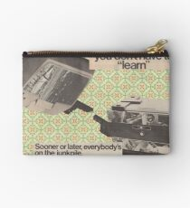 Machine Learning Studio Pouch