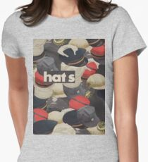 HATS Women's Fitted T-Shirt