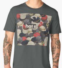 HATS Men's Premium T-Shirt