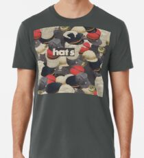 HATS Men's Premium T-Shirt