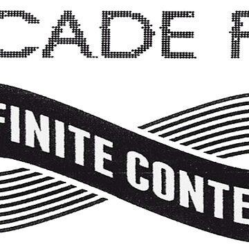 arcade fire logo tour 2018 by austin90