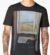 The open window Men's Premium T-Shirt