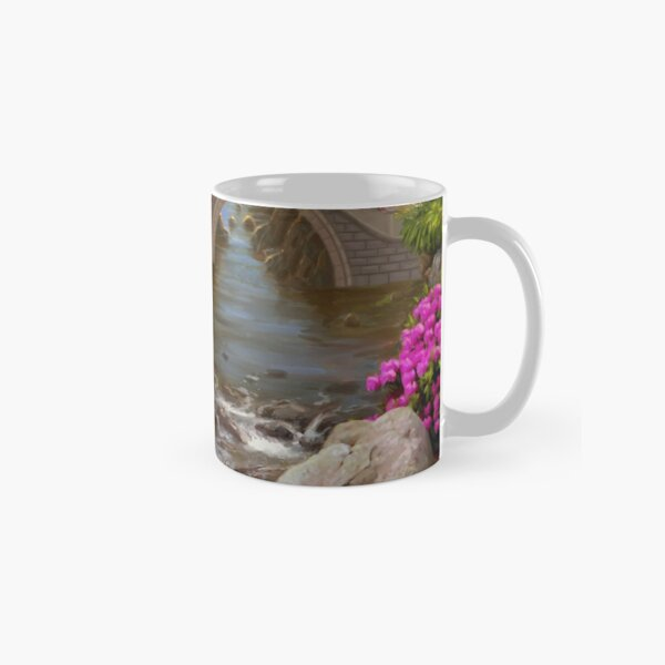 Paradise in a Valley Classic Mug