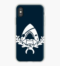 Jolly Roger - Pirate Shark iPhone Case