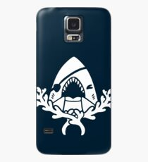 Jolly Roger - Pirate Shark Case/Skin for Samsung Galaxy
