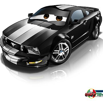 My Mustang by OscarEA
