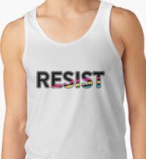 RESIST - T-Shirt Tank Top