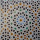 Traditional moroccan mosaic by bubblehex08