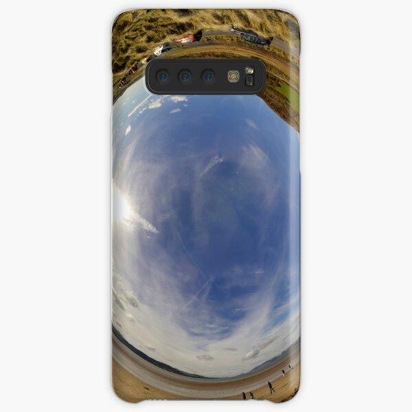 Lisfannon Beach, Fahan, County Donegal - Sky In Samsung Galaxy Snap Case