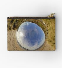 Lisfannon Beach, Fahan, County Donegal - Sky In Studio Pouch