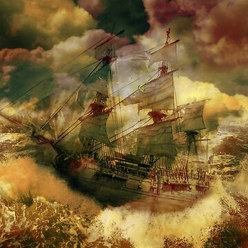 Captain Cook's Endeavour by mattwest