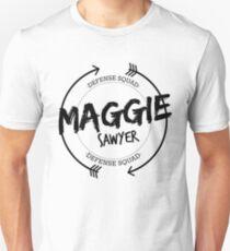 MAGGIE SAWYER DEFENSE SQUAD Unisex T-Shirt