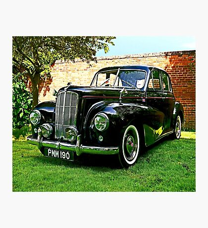 Morris Six Photographic Print