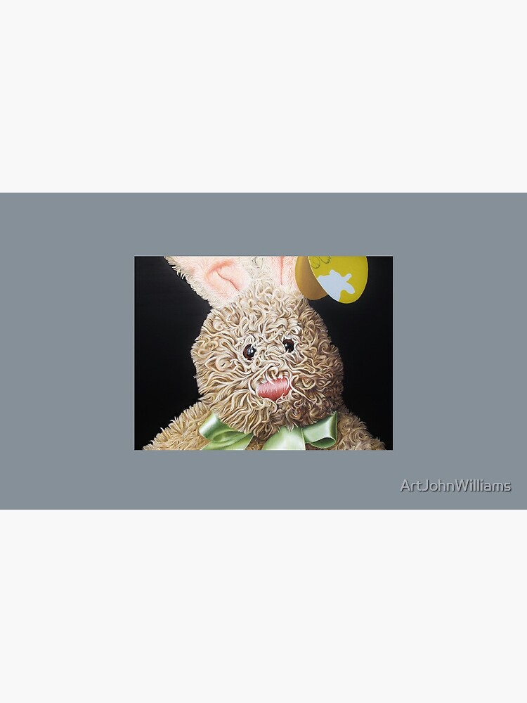 Happy Bunny by ArtJohnWilliams