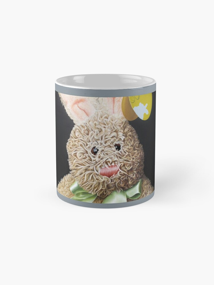 Alternate view of Happy Bunny Mug