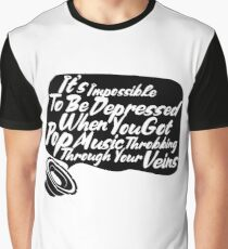 GTA 5 Non-Stop Pop Quote Graphic T-Shirt