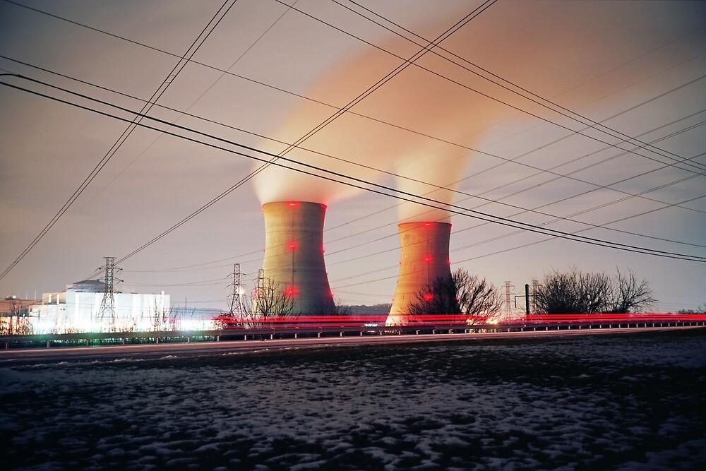 Nuclear by Daniel Regner