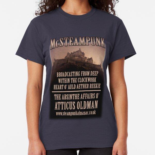 McSTEAMPUNK Classic T-Shirt