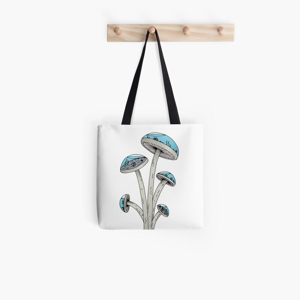 Funky Fungi Tote Bag