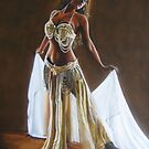 belly dancer by carss66