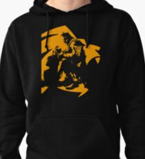 Lion Pullover Hoodie