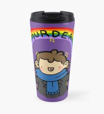 ~MURDER~ Travel Mug