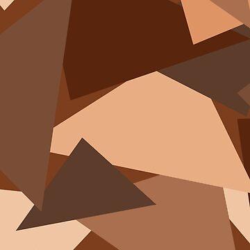Chocolate Caramel Triangles by Gravityx9