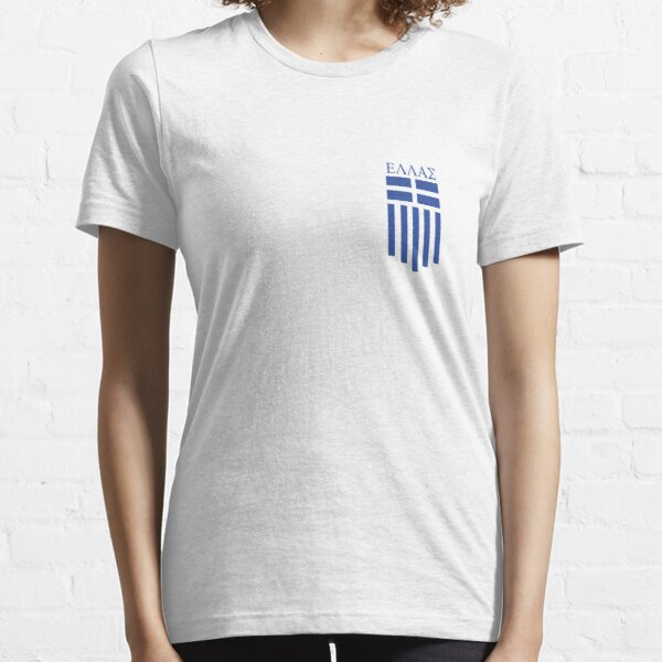 Greek Badge Tee Essential T-Shirt