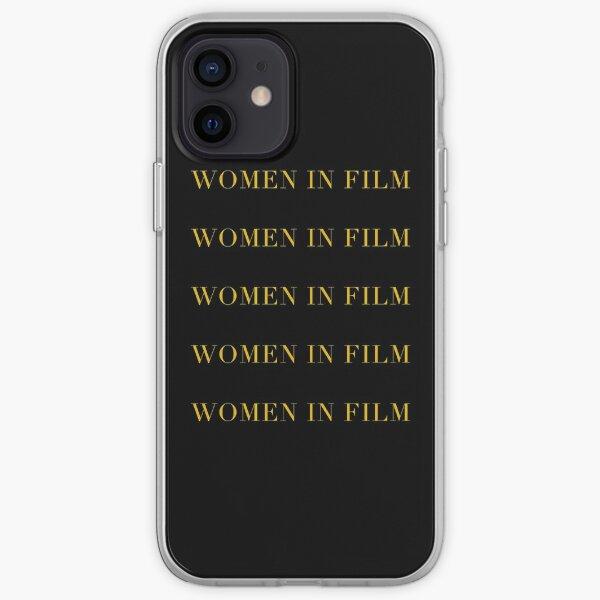 Women In Film iPhone Soft Case