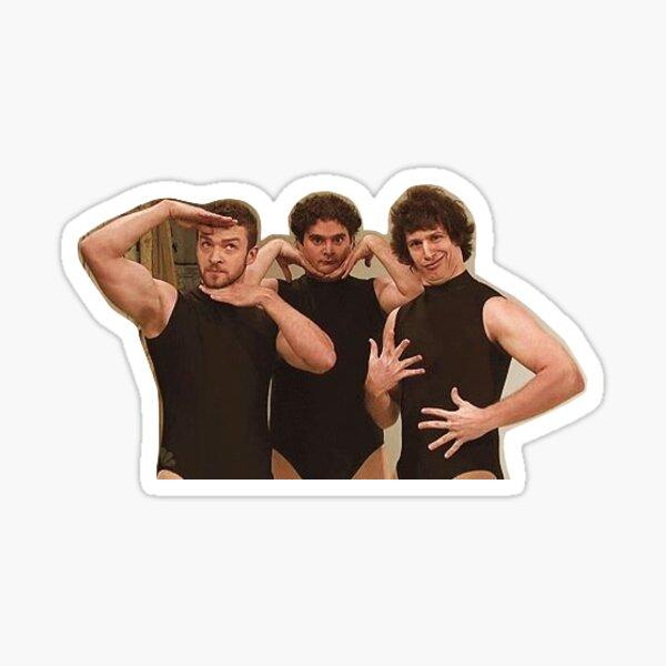 snl boys  Sticker