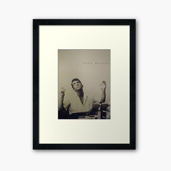 Deano Framed Art Print