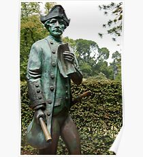 Captain Cook Poster