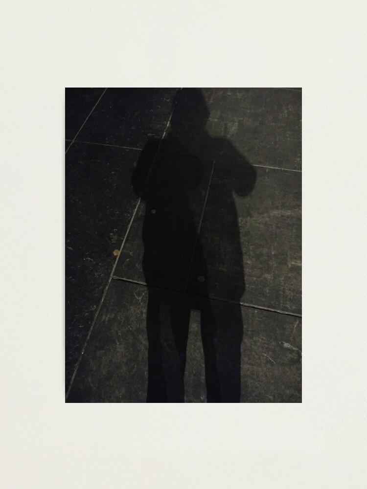 Alternate view of New York, Manhattan, Brooklyn, New York City, architecture, street, building, tree, car, pedestrians, day, night, nightlight, house, condominium,  Photographic Print