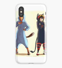 Klance as Pokemon iPhone Case