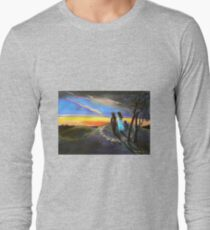 Collaboration with Redbubble Author, Enivea .....Dancing in the Dawn Long Sleeve T-Shirt