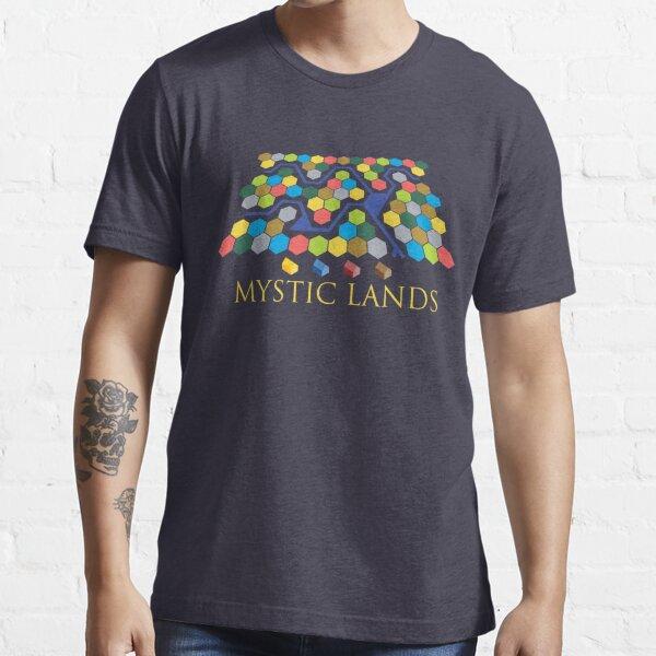 Terres mystiques T-shirt essentiel