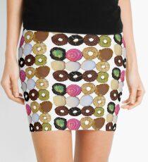 A Dozen Donuts Mini Skirt