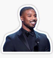 Michael B. Jordan Sticker