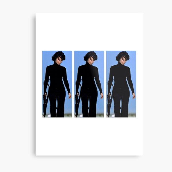 O-Ren Metal Print
