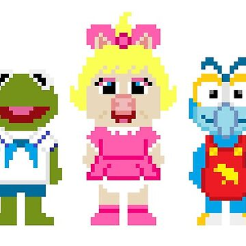 8-Bit BABIES! by AlCreed
