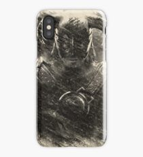 Skyrim Dovahkiin iPhone Case
