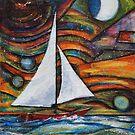 Peter's Sailboat by Amanda Suzan Welch