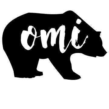 omi bear by schembri211