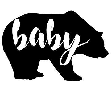 baby bear by schembri211