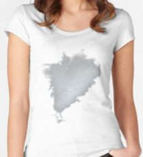 Up In Smoke Women's Fitted Scoop T-Shirt