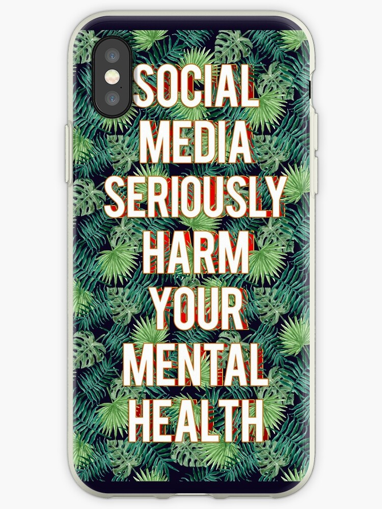 Social Media Seriously Harm Your Mental Health by mensijazavcevic 0a1b22c7344