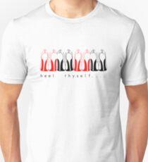 heel thyself.... Unisex T-Shirt