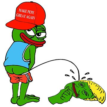 Make Pepe Great Again by ConradG