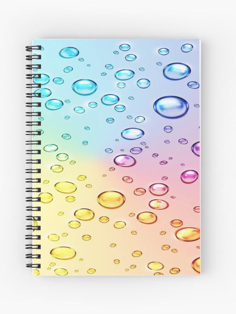 b0649f4ede487 Bubble - Cute printed leggings- Leggings - yoga - womens yoga leggings - Colorful  Spiral