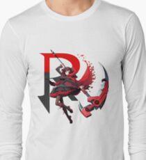 RWBY - R - BlazBlue Cross Tag Battle Long Sleeve T-Shirt